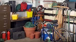 home office in garage. home office in garage