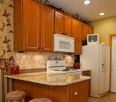 kitchen cabinets in a minneapolis home after refacing