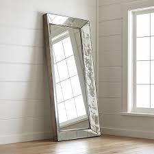 floor mirror. Floor Mirror Crate And Barrel