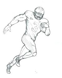 Football Player Coloring Pages Fly Guy Coloring Pages Football