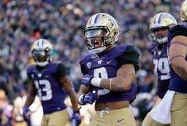 Huskies star freshman Myles Gaskin learned from his older brother | Tacoma  News Tribune