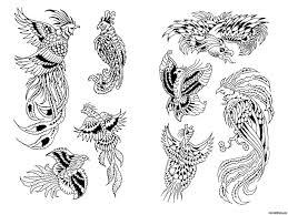 все изображения значение татуировок птицы Heliographru