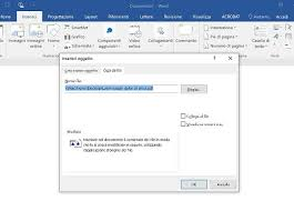 di word come inserire pdf in word salvatore aranzulla
