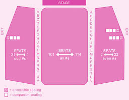 Uh Kennedy Theatre Seating Chart Ticketing Information Uhm Dept Of Theatre Dance