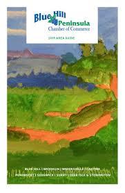 Blue Hill Peninsula Chambers 2019 Area Guide By Jennifer