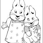 Small Picture Max And Ruby Coloring Page businesswebsitestartercom