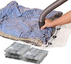 Amazon.com: 5 Pack - Extra Large Vacuum Storage Bags to Space Saver ...