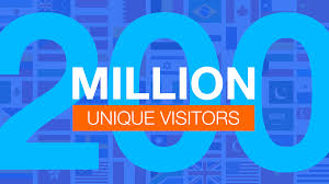 Indeed Hits Record 200 Million Unique Visitors Indeed Blog