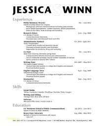 Resume Sample High School Resume Sample For High School Graduate
