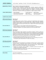 Sample Resume Sales Manager Position Bongdaao Com