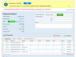 espense report how to submit an expense report into netsuite trinet cloud help desk