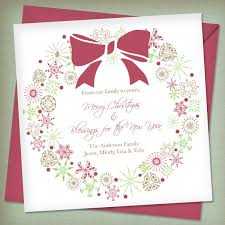 Word Template For Invitation Christmas Invitation Templates With Wreath Download Print