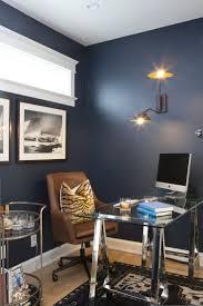 office space desk. Dark But Chic Office Space Design | Jack Ryan Desk S