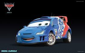 cars 2 characters names. Plain Cars Raoul ARoule For Cars 2 Characters Names