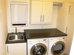 ... Knity Own Yoghurt Design Daybed Cottage Small Laundry Room Sinks Chic  Difficult To Believe This Inviting ...