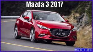 Mazda 3 2017 Hatchback Review Interior Exterior - YouTube