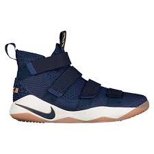 lebron 3 shoes. nike lebron soldier 11 - men\u0027s lebron james navy / gold 3 shoes