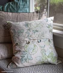 How To Make Design Pillow Cover