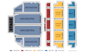 United Palace New York Tickets Schedule Seating Chart