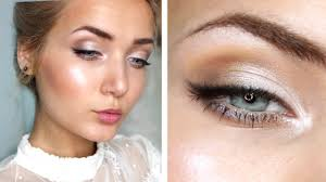 bridesmaid hair and makeup ideas photo 1