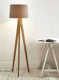 floor lamps vintage wood floor lamp with table old wood floor lamp