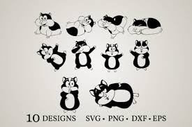 Icons can be scaled to any size without incurring pixelation or loss of detail, looking perfectly sharp across any display resolution. Hamster Clipart Graphic By Euphoria Design Creative Fabrica