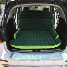 Back Seat Bed Inflatable Car Mattress For Back Seat Home Design Garden