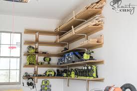 idea to build super easy mdf shelves