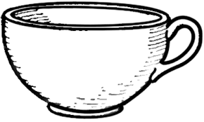 teacup and teapot drawing.  Teapot How To Draw Teacups With Easy Step By Lesson In Teacup And Teapot Drawing R