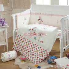 crib bedding sets girl girls pink and grey bedding best of baby