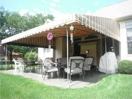 Portable Patio Awnings Outdoor Goods