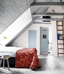 Attic Scandinavian Bedroom Furniture