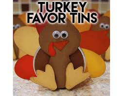Large collections of hd transparent cute turkey png images for free download. Turkey Favor Tins Free Svg Cut File Burton Avenue