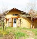 Casa din cob de la sasca romana - casa - cob