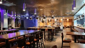 Restaurant bar lighting Coffee Bar Lighting The Dining Room Standard Products Restaurant Lighting Unique Challenge Standard