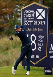 Scottish Open: Connor Syme's head not ...