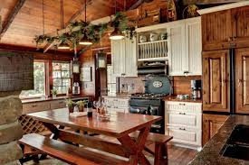 Rustic Kitchen For Small Kitchens Kitchen Room 2017 Space Saving Home Kitchen Layout Model Glossy