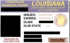 Class Permit Shooting t Renewal s - Concealed Louisiana i Range Indoor re-certification Carry F