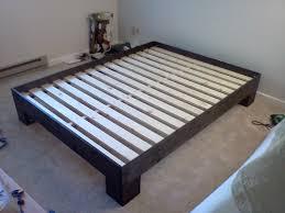 make your own platform bed. Plain Platform Make Your Own Platform Bed Frame Woodworking Workshop Diy On Tall Full Size  I O