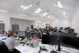 Office Design Solutions Enchanting Office Consultant Space Pure Resourcing Solutions Office Photo