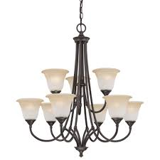 cool 9 light chandelier and led chandelier