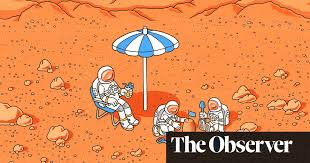 Mars is lovely at this time of year: futurists imagine life in 2050 ...