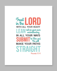 Trust In The Lord Quotes Unique Truest Bible Quotes On QuotesTopics