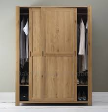 oak wood of sliding door for closet modern doors diy homesfeed wardrobe designs internal systems hanging wardrobe oak doors uk
