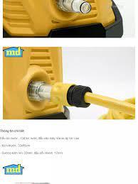 Phụ kiện máy rửa xe Fumak - Đầu lọc nước