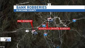 police arrest suspect in asheville savings pnc bank robberies wlos earlier broadcast