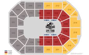 Allstate Arena Rosemont Il Seating Chart 35 Actual Tso Allstate Arena