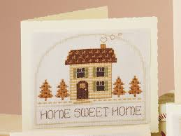 Chart Cross Stitch Free Home Sweet Home Free Chart Cross Stitching