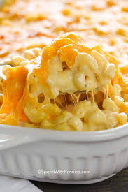 homemade mac and cheese cerole