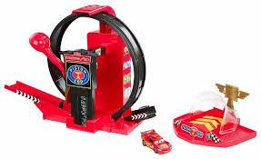 Трек <b>Mattel</b> Тачки Мега прыжок DJC57 — купить по выгодной ...